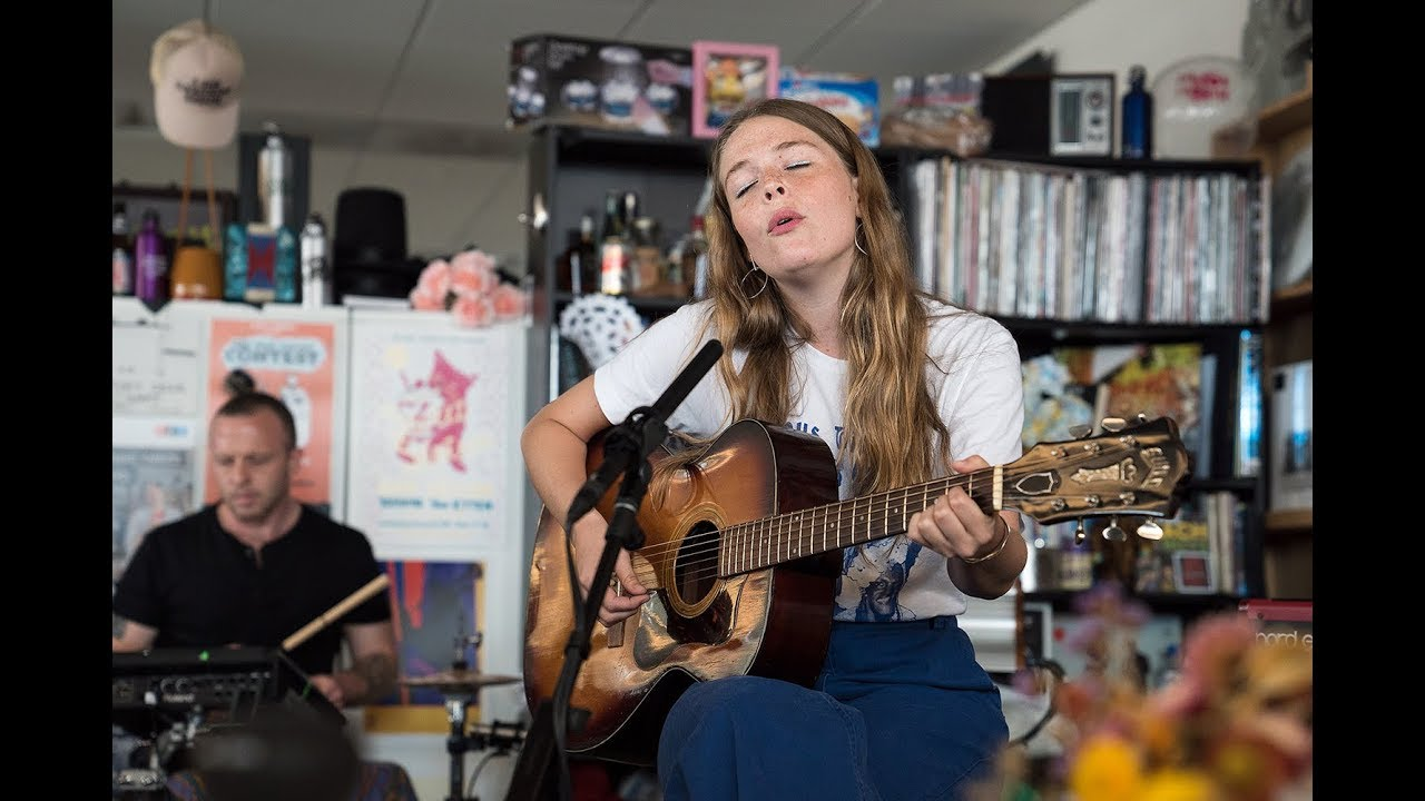 Live your best life and watch Maggie Rogers' Tiny Desk Concert