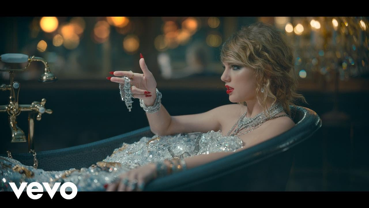 """Taylor Swift comes back to life in creepy video for """"Look What You Made Me Do"""""""