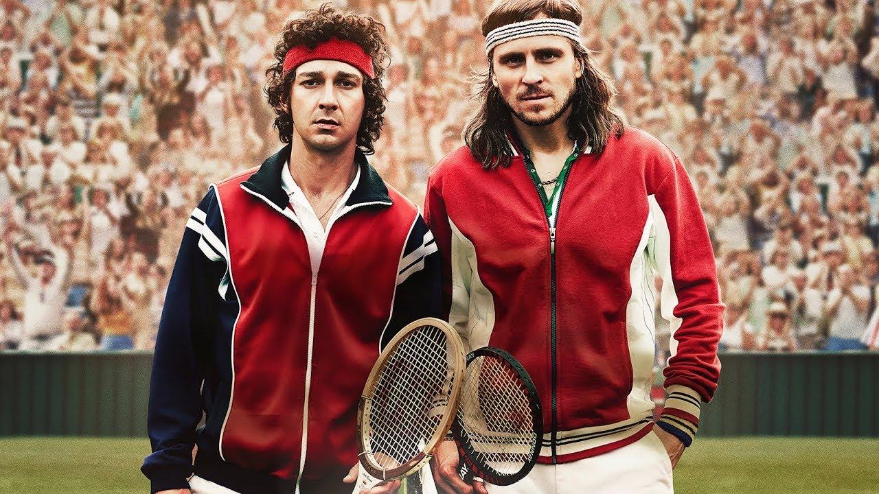 New 'Borg vs McEnroe' trailer dramatizes one of sports' greatest rivalries