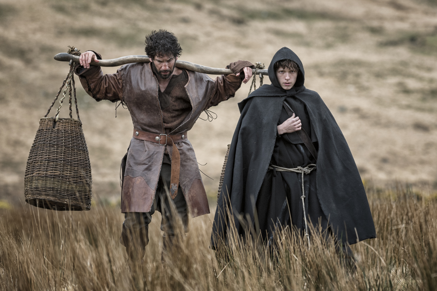 Violence and star power are not enough to make 'Pilgrimage' a journey worth taking