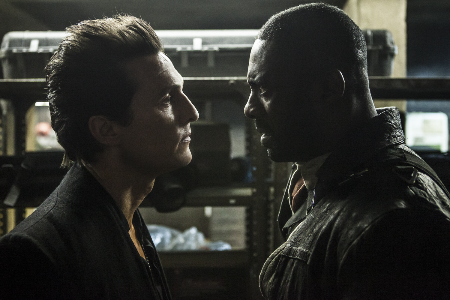 'The Dark Tower', the epic story of a gunslinger, is a sad misfire