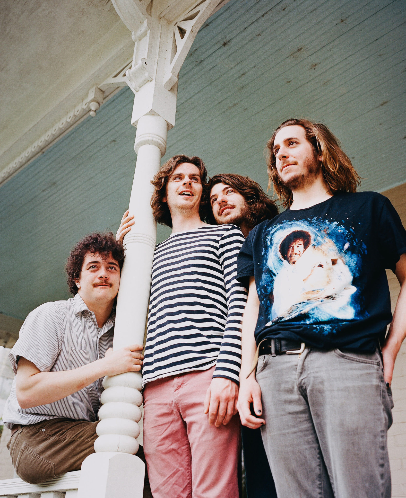 """INTERVIEW: The Districts on """"meeting great weirdos"""" and 'Popular Manipulations'"""