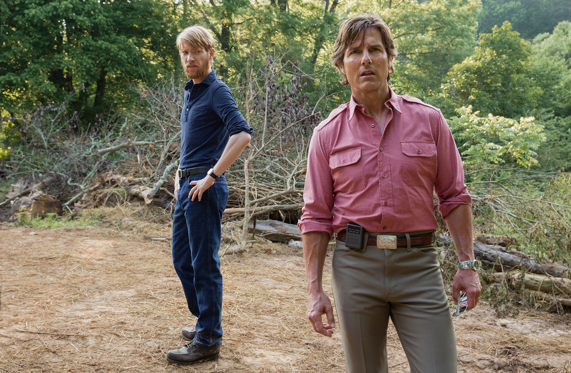 'American Made' is the best use of Tom Cruise in ages