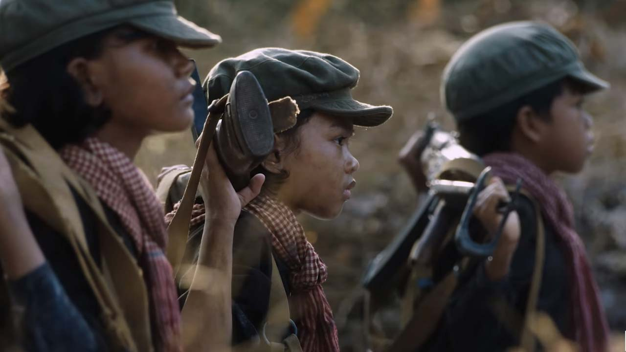 'First They Killed My Father' shows us war through the eyes of a child