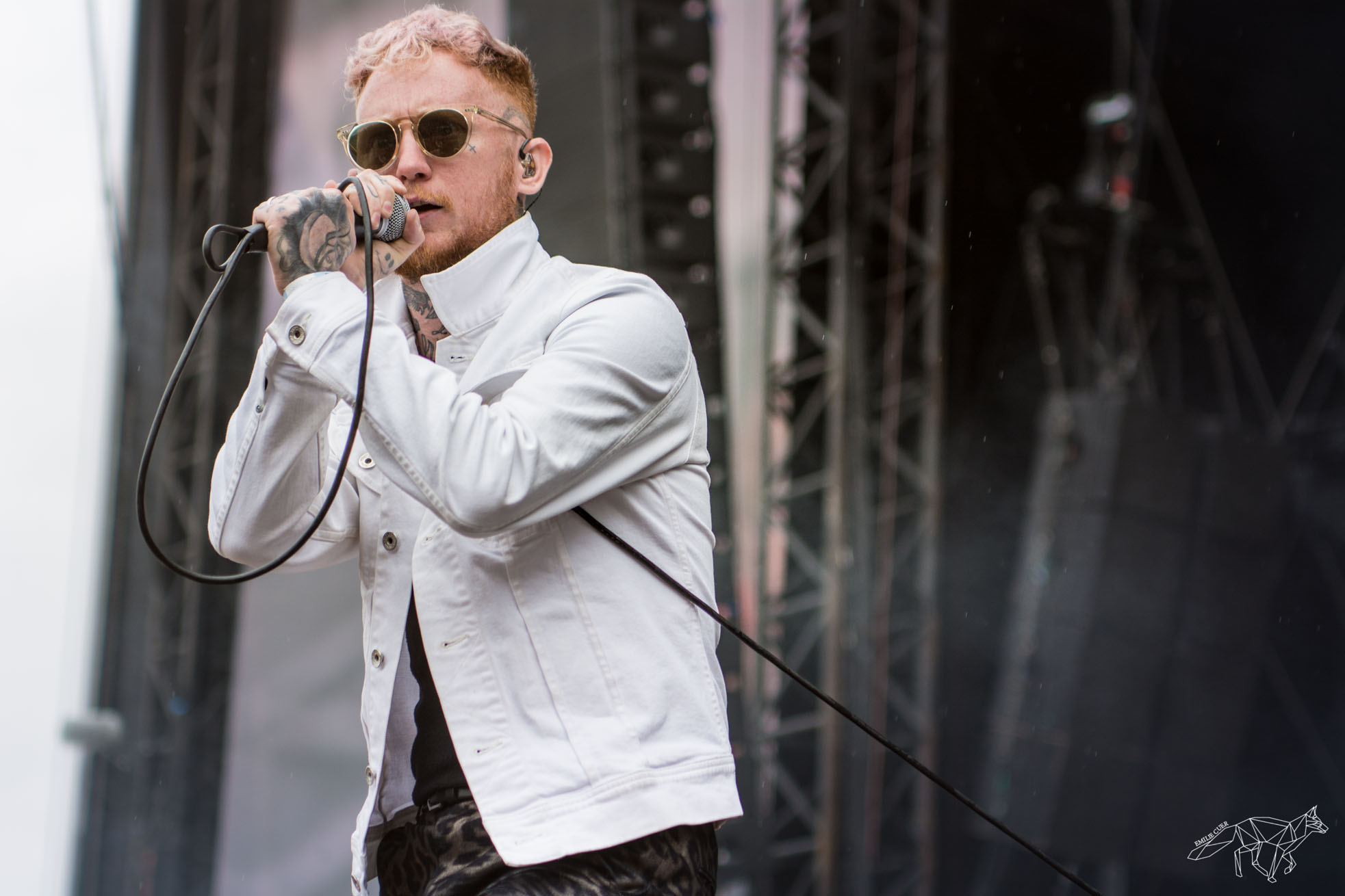PHOTOS : Frank Carter, At The Drive-In, more at Rock en Seine