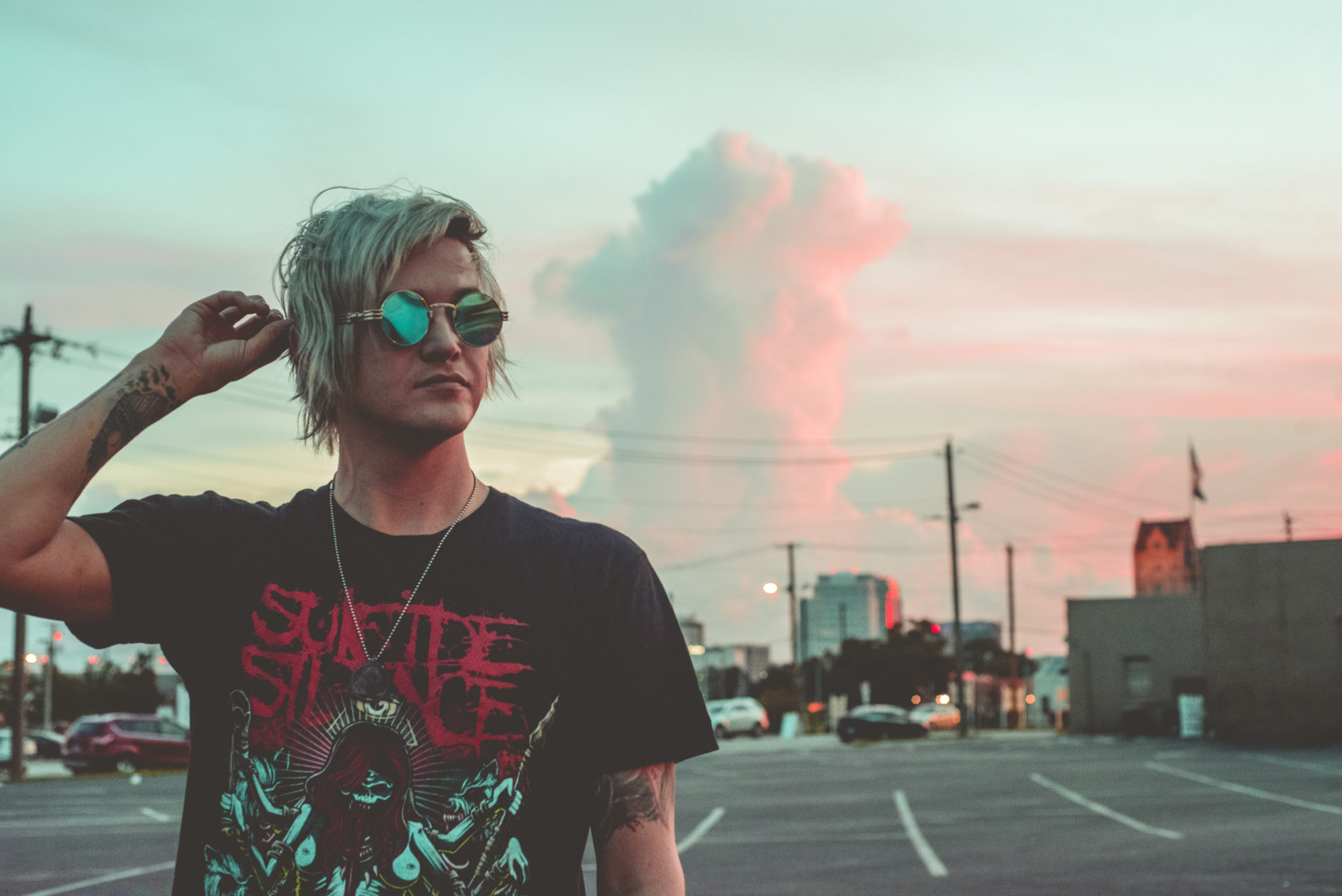 Going the extra mile: An interview with Ghastly