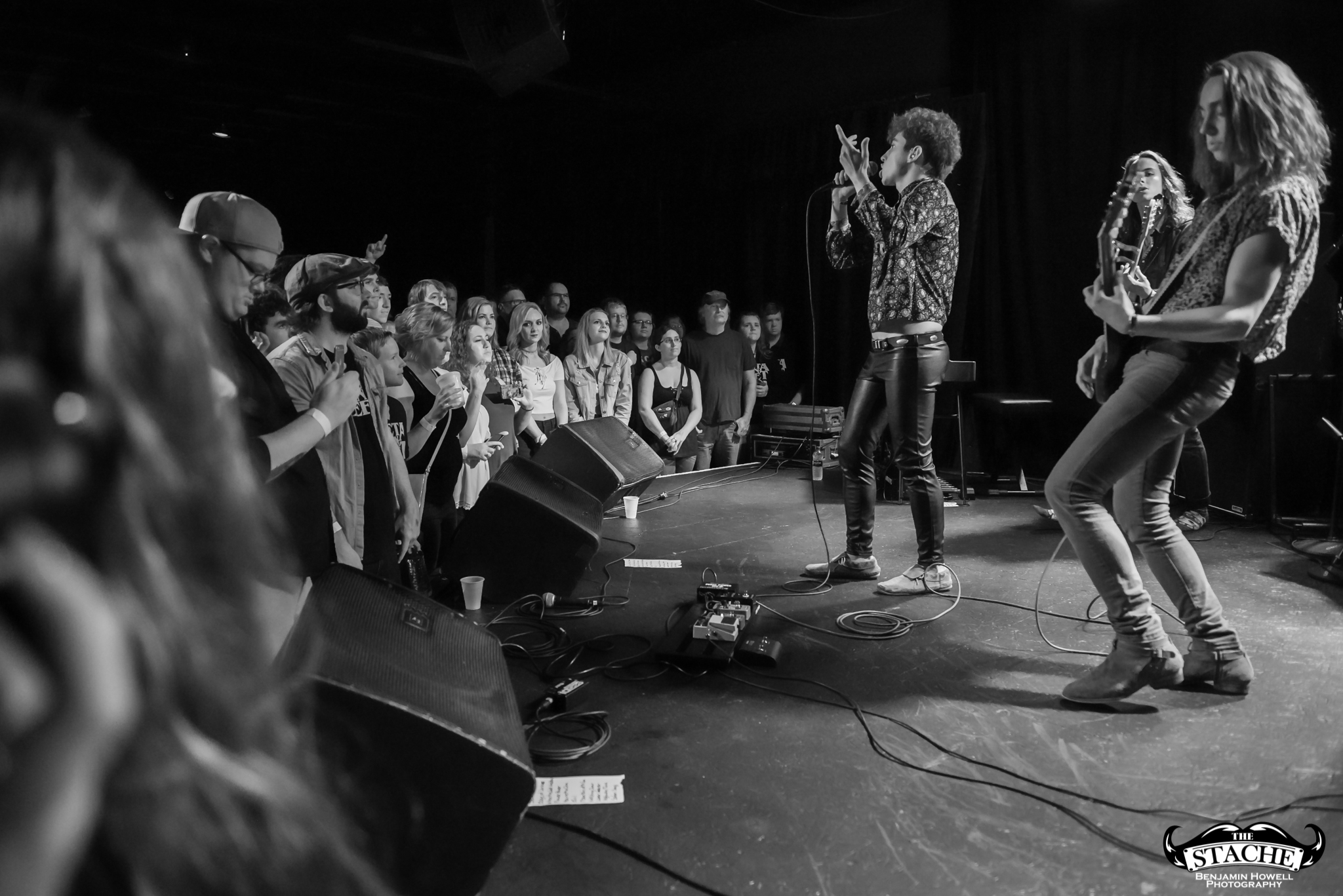 LIVE REVIEW + PHOTOS: Greta Van Fleet resurrect rock during home state show