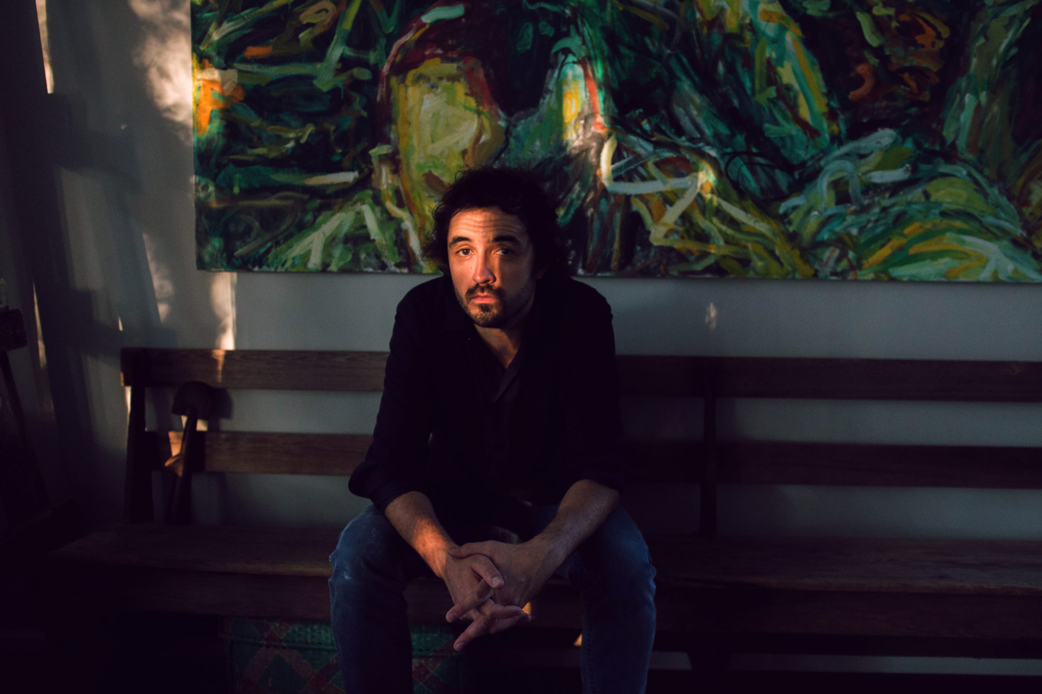 """PREMIERE: Peter More brings timeless folk-rock with """"In The Basement"""""""