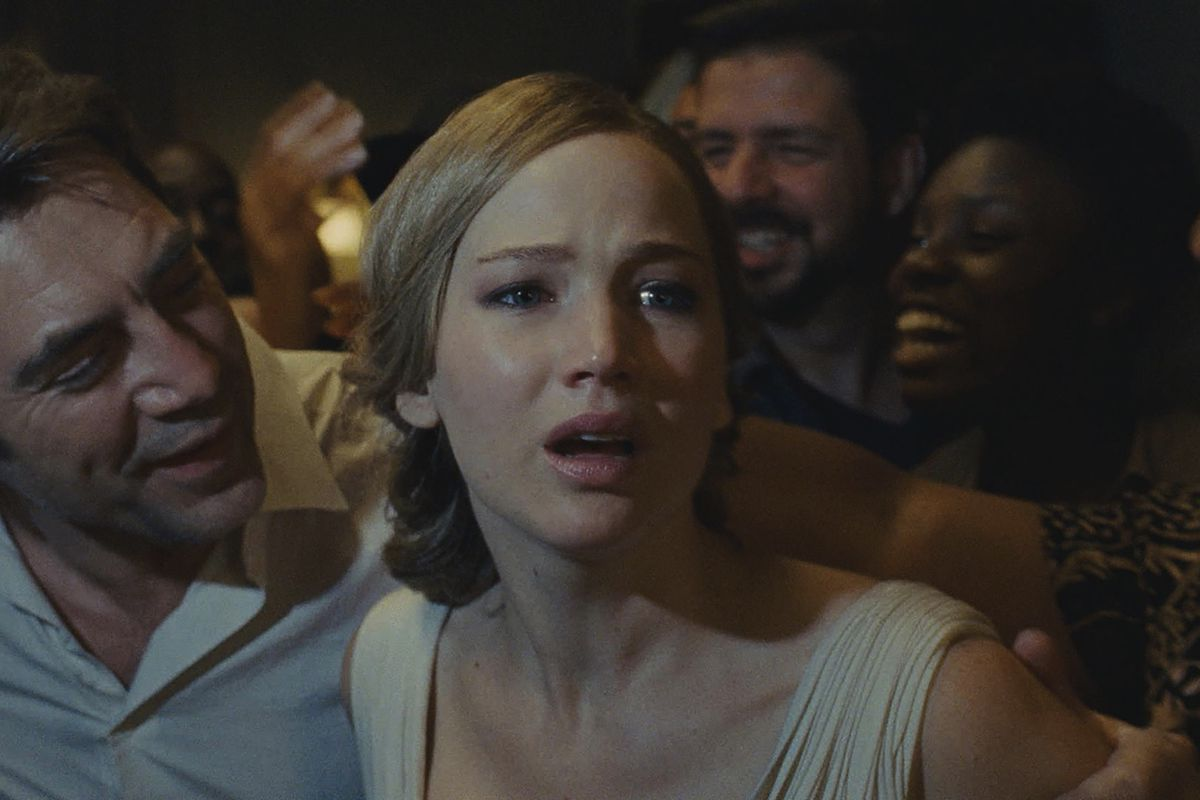 'mother!' is further proof that Darren Aronofsky won't calm down