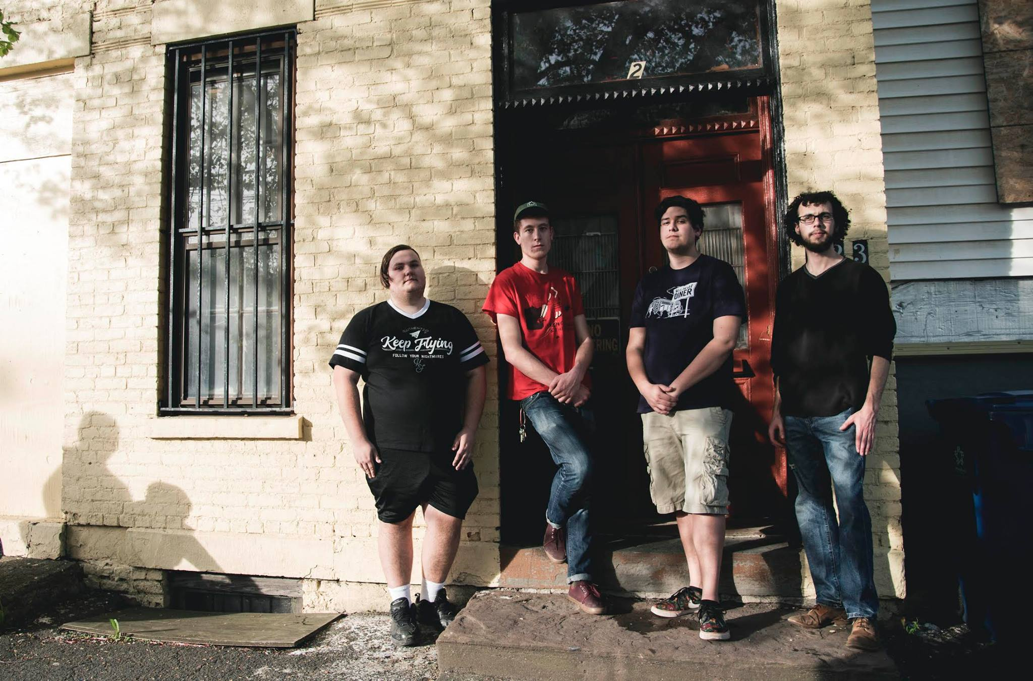 PREMIERE: NY indie-emo band Parallel share debut album 'Contrast'