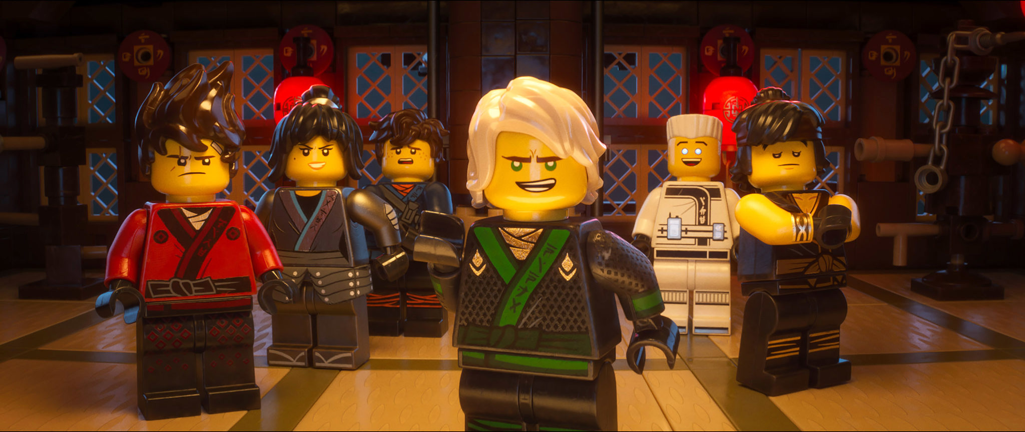 'The LEGO Ninjago Movie' is an engaging exercise in diminishing returns