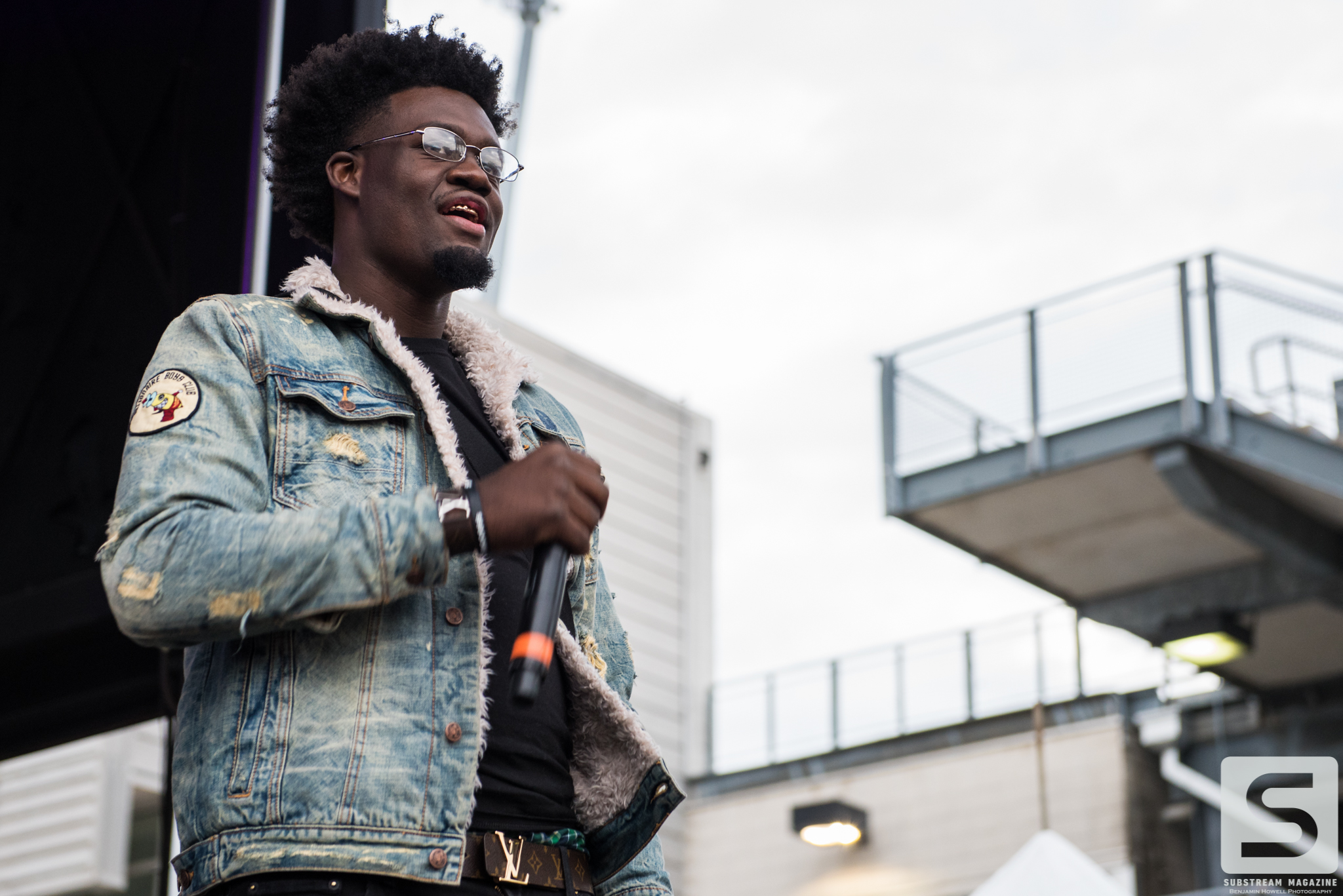 LIVE REVIEW: Ugly God wins over chilled crowd at Breakaway Festival Columbus