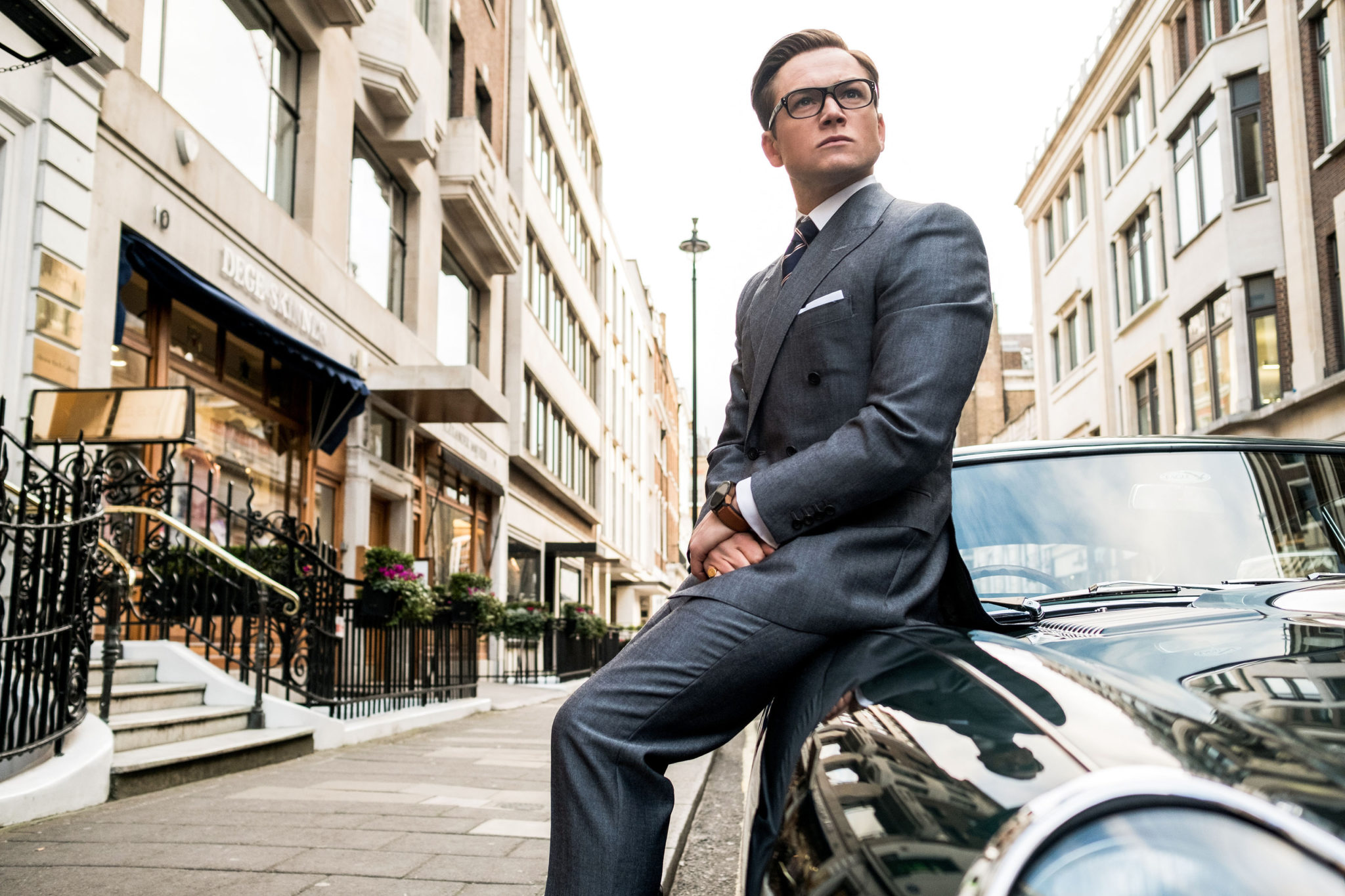 'Kingsman: The Golden Circle' is a long, loud, and bloated bore