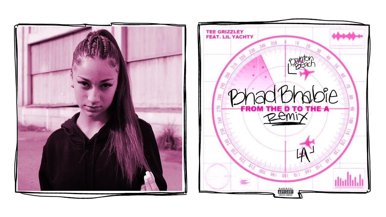 Thought Bhad Bhabie was a one-hit wonder? She just signed to Atlantic Records