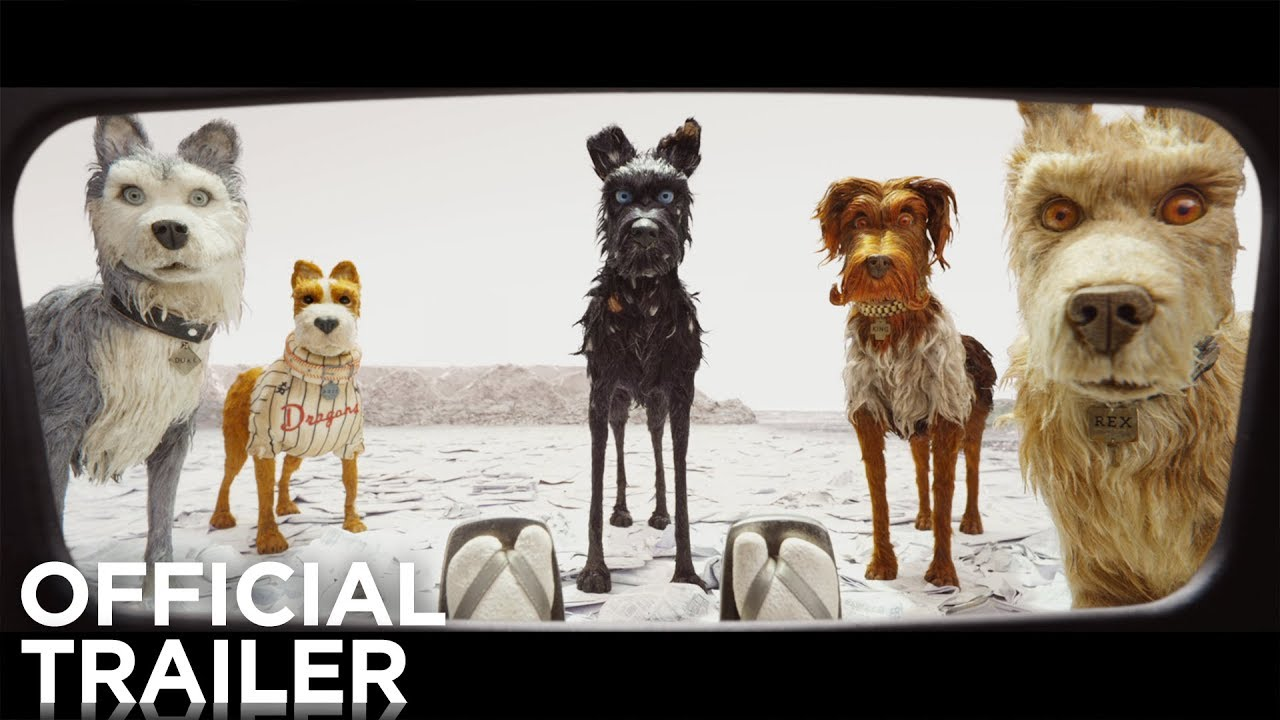 First trailer for Wes Anderson's new film 'Isle Of Dogs' will melt your heart