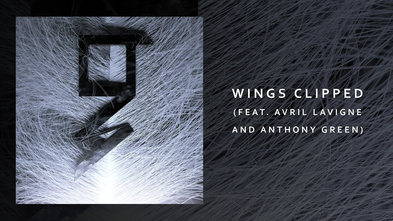 """Anthony Green and Avril Lavigne guest on Grey's song """"Wings Clipped"""""""