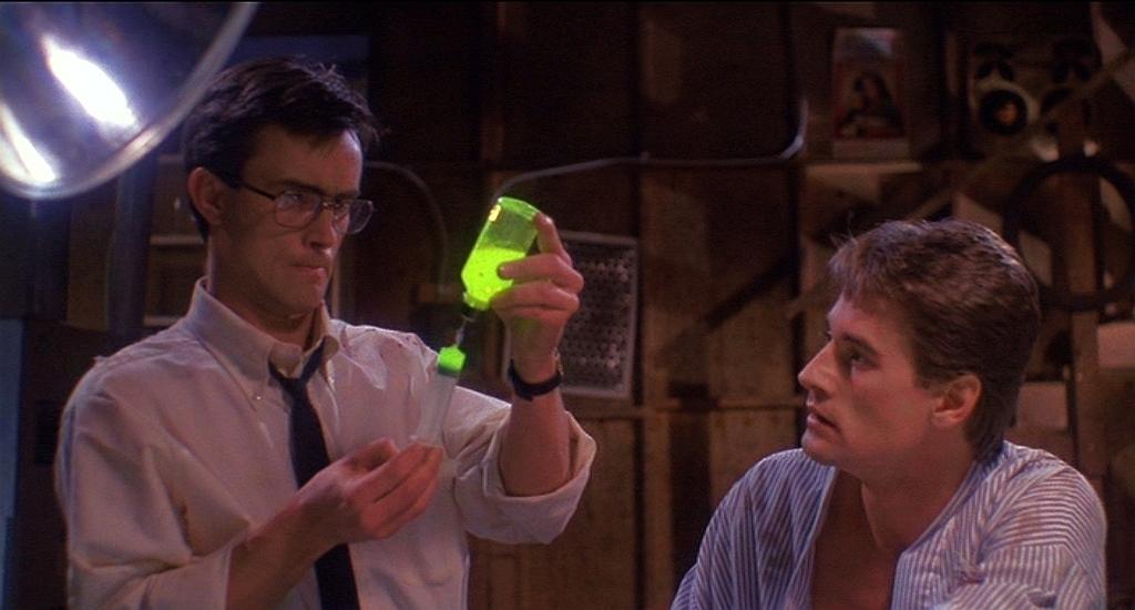 Substream's 31 Days of Halloween: 'Re-Animator' (1985)