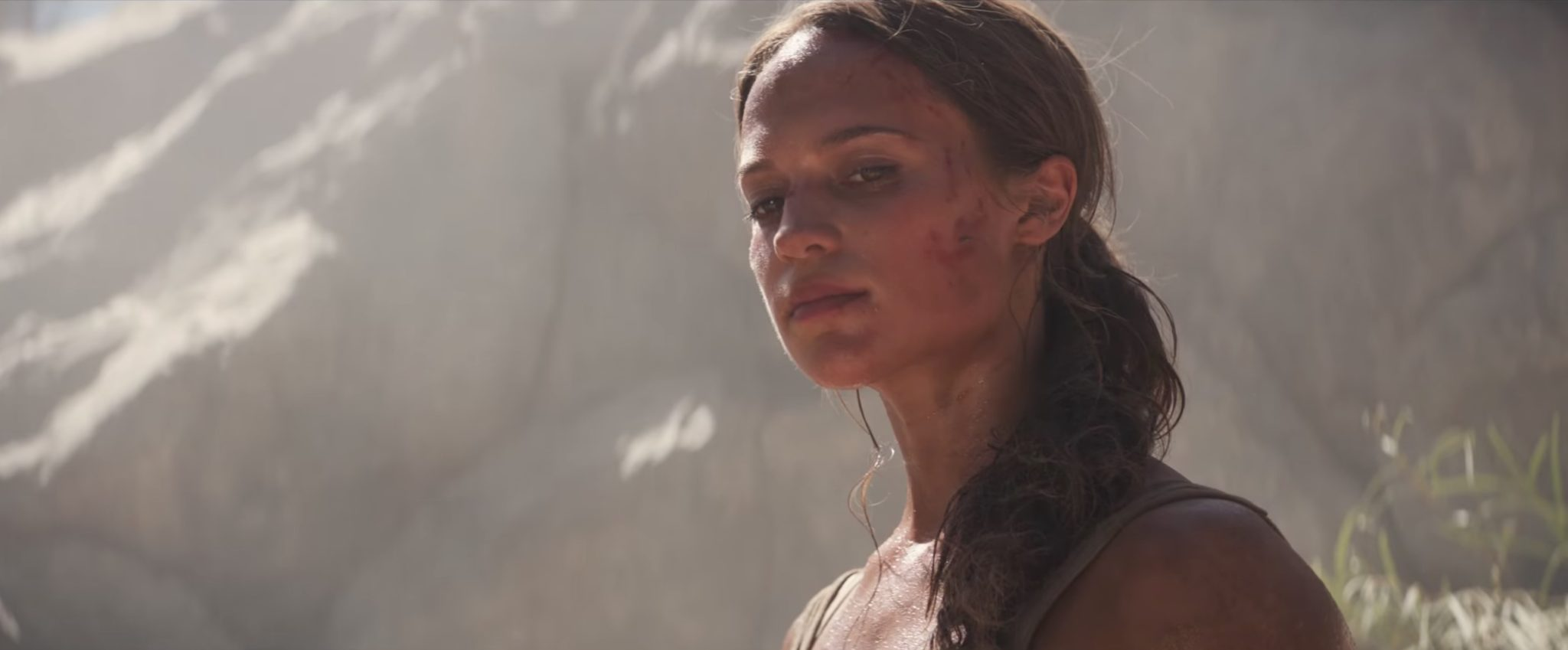 Action, puzzles, and adventure abound in first trailer for 'Tomb Raider'