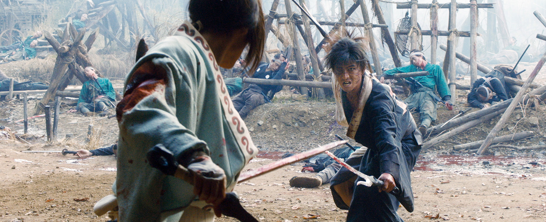 'Blade of the Immortal' tries very hard to slice through convention