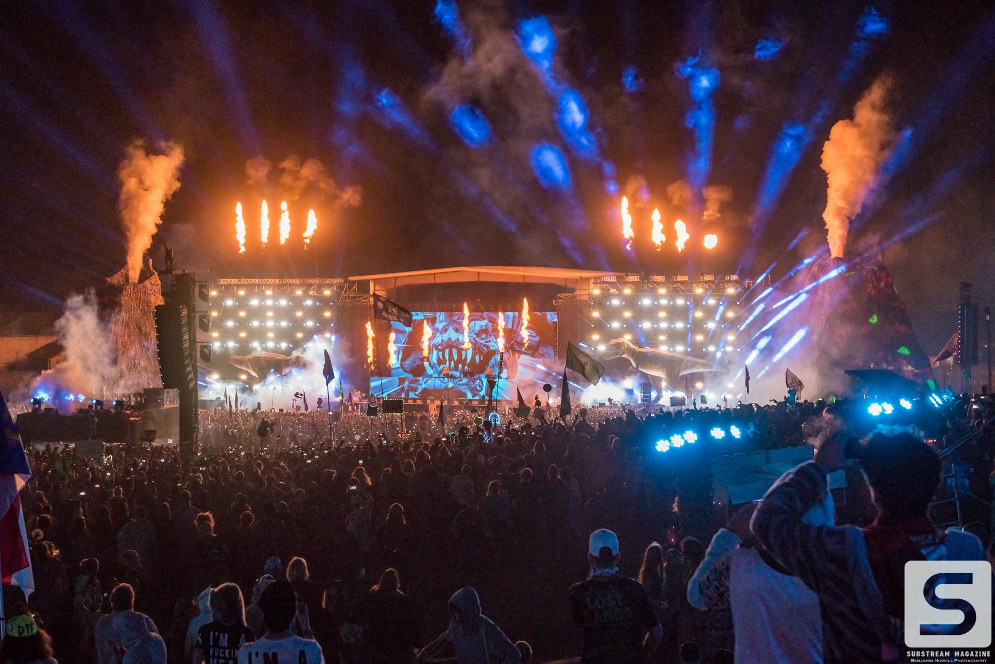 Dinosaurs And Bass: A journey into the inaugural Lost Lands music festival