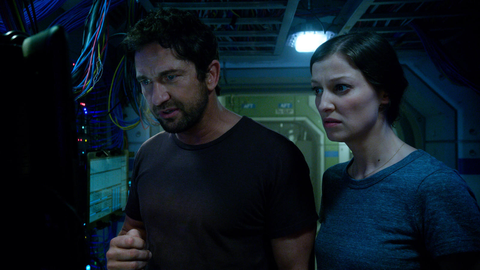 'Geostorm' is big and loud and dumb and I kinda like it