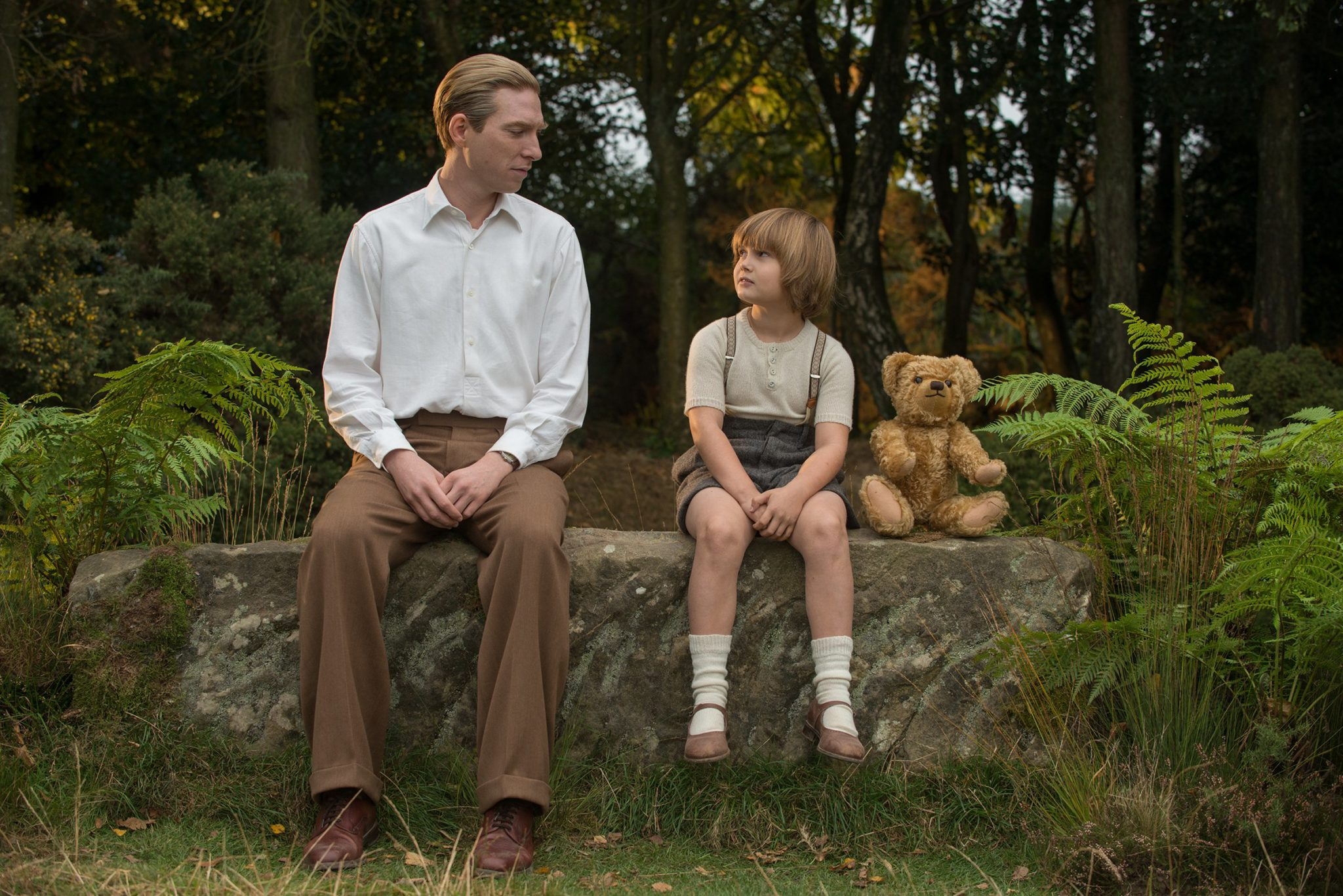 'Goodbye Christopher Robin' will ruin Winnie the Pooh and your childhood