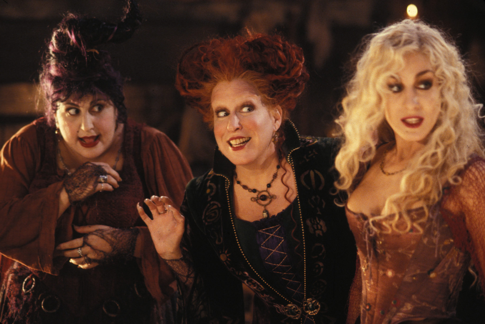 Substream's 31 Days of Halloween: 'Hocus Pocus' (1993)