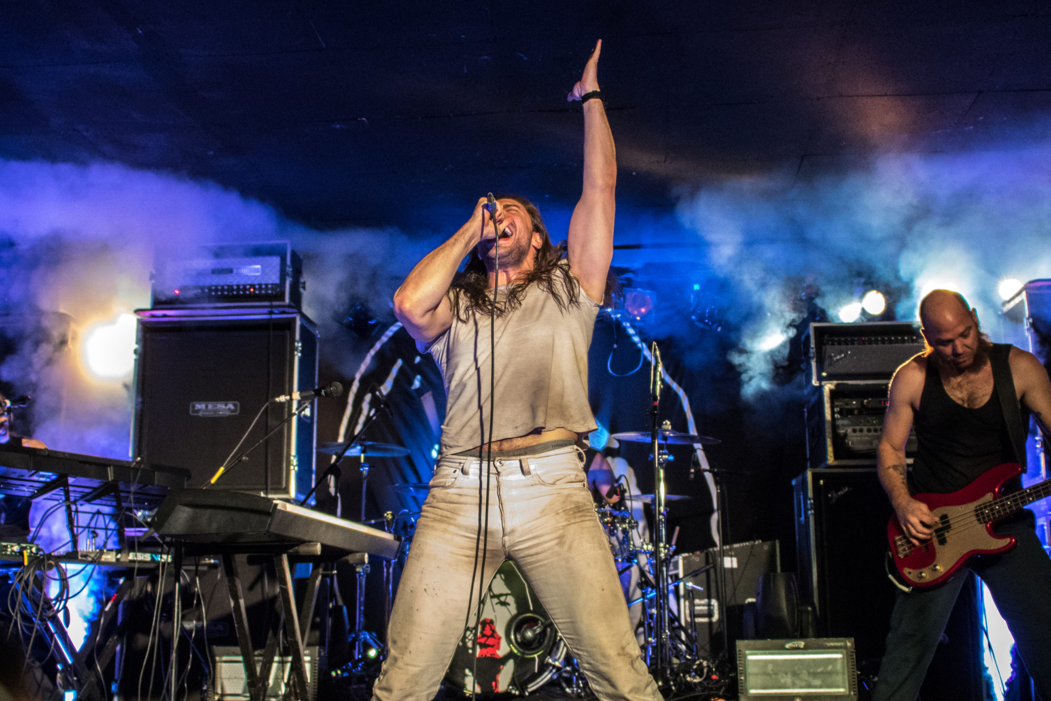 LIVE REVIEW: Andrew W.K. parties hard with Milwaukee