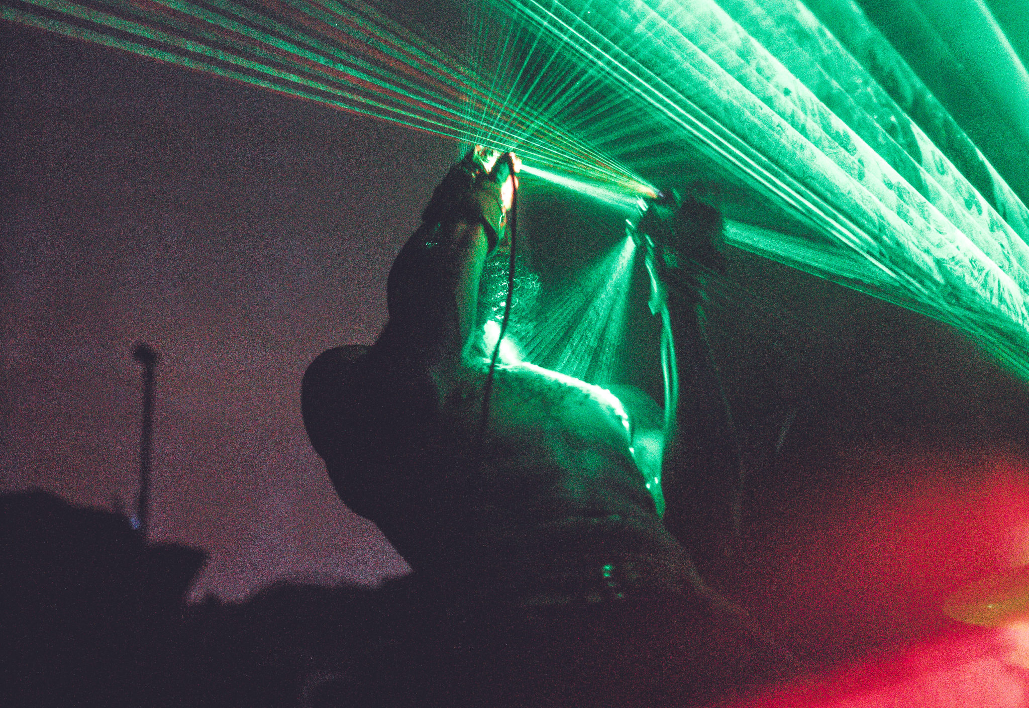LIVE REVIEW: Death Grips spark an uproar at the Agora Theatre