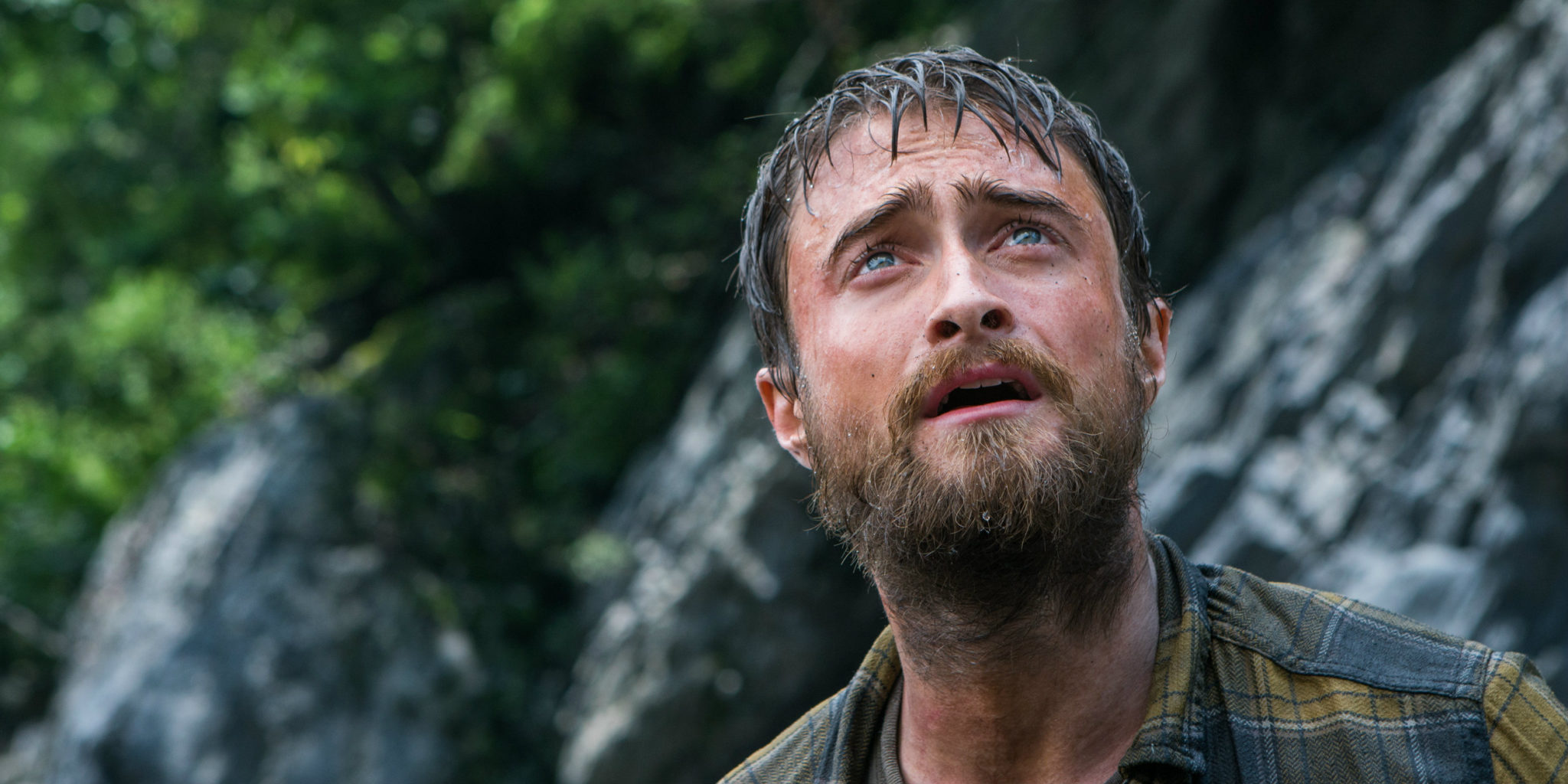 'Jungle' is yet another gonzo vehicle for Daniel Radcliffe
