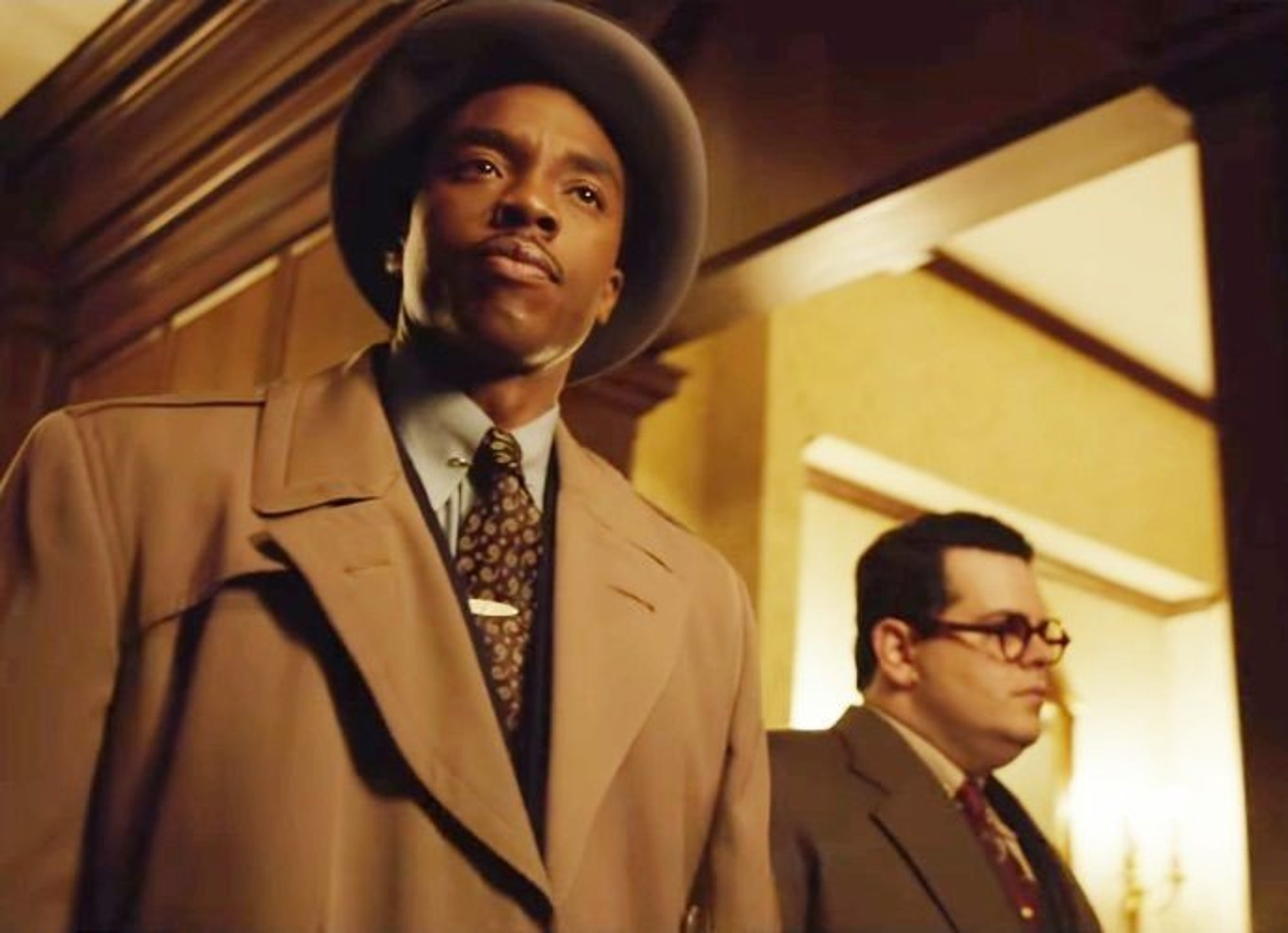 'Marshall' exposes Northern racism in the 1940s