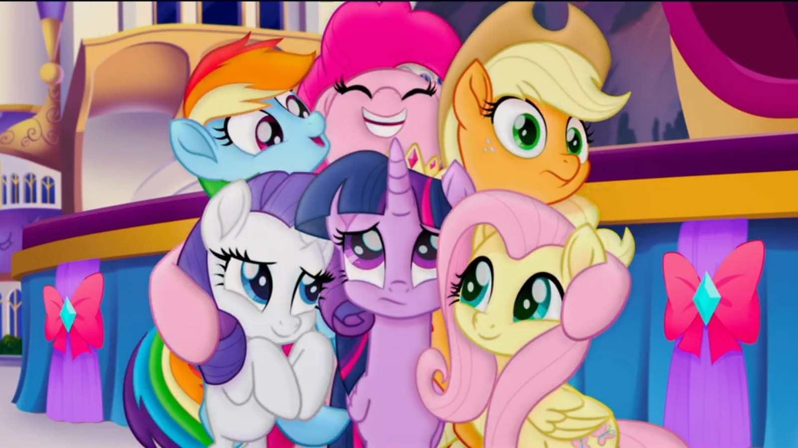 My Little Pony The Movie Is A Functional Yet Disappointing Cash Grab