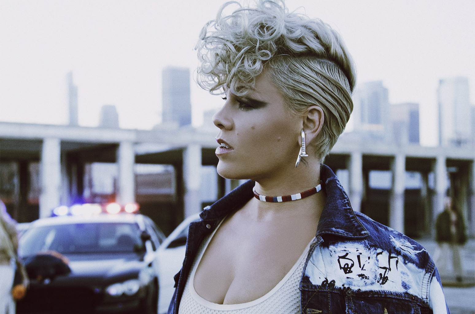 REVIEW: P!nk gets vulnerable on 'Beautiful Trauma'