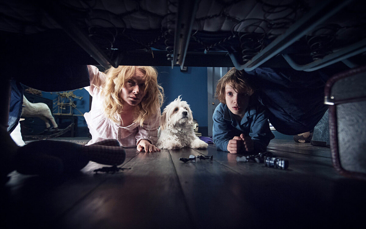 Substream's 31 Days of Halloween: 'The Babadook' (2014)