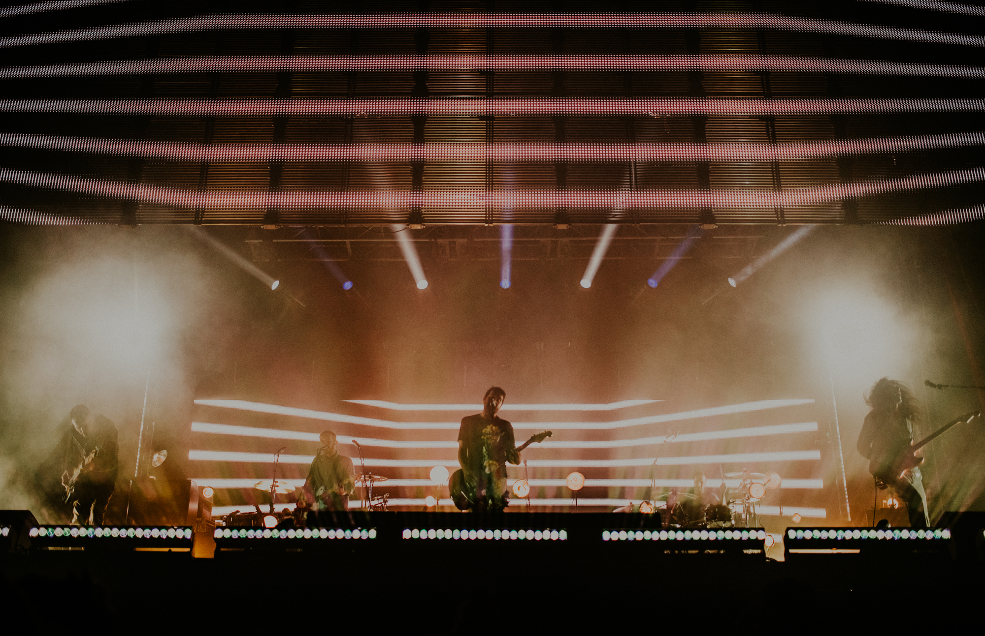 LIVE REVIEW: Brand New bring 'Science Fiction' to the Aragon Ballroom