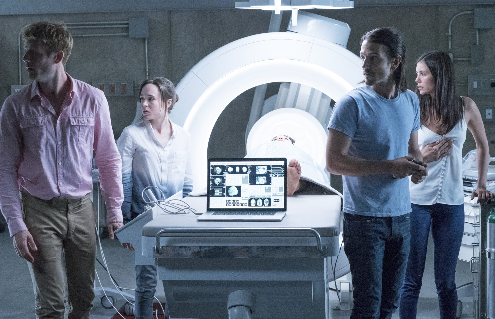 The 'Flatliners' remake struggles to find a pulse