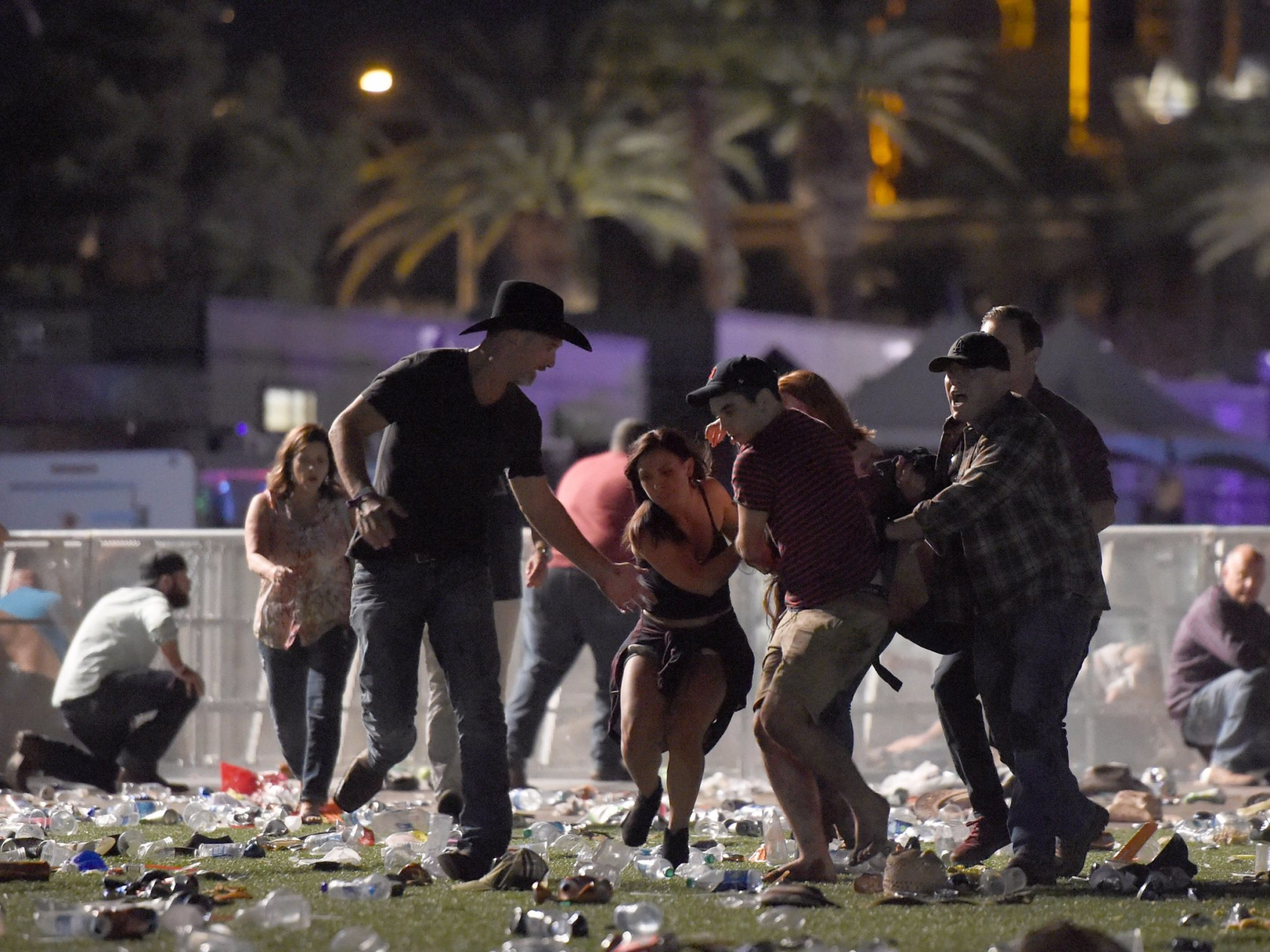OP-ED: On Vegas, festival security, and the future of live entertainment