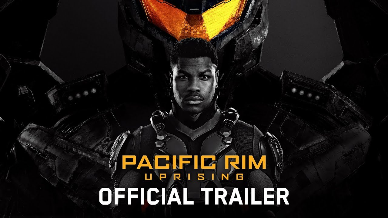 Everything is bigger and badder in first 'Pacific Rim Uprising' trailer