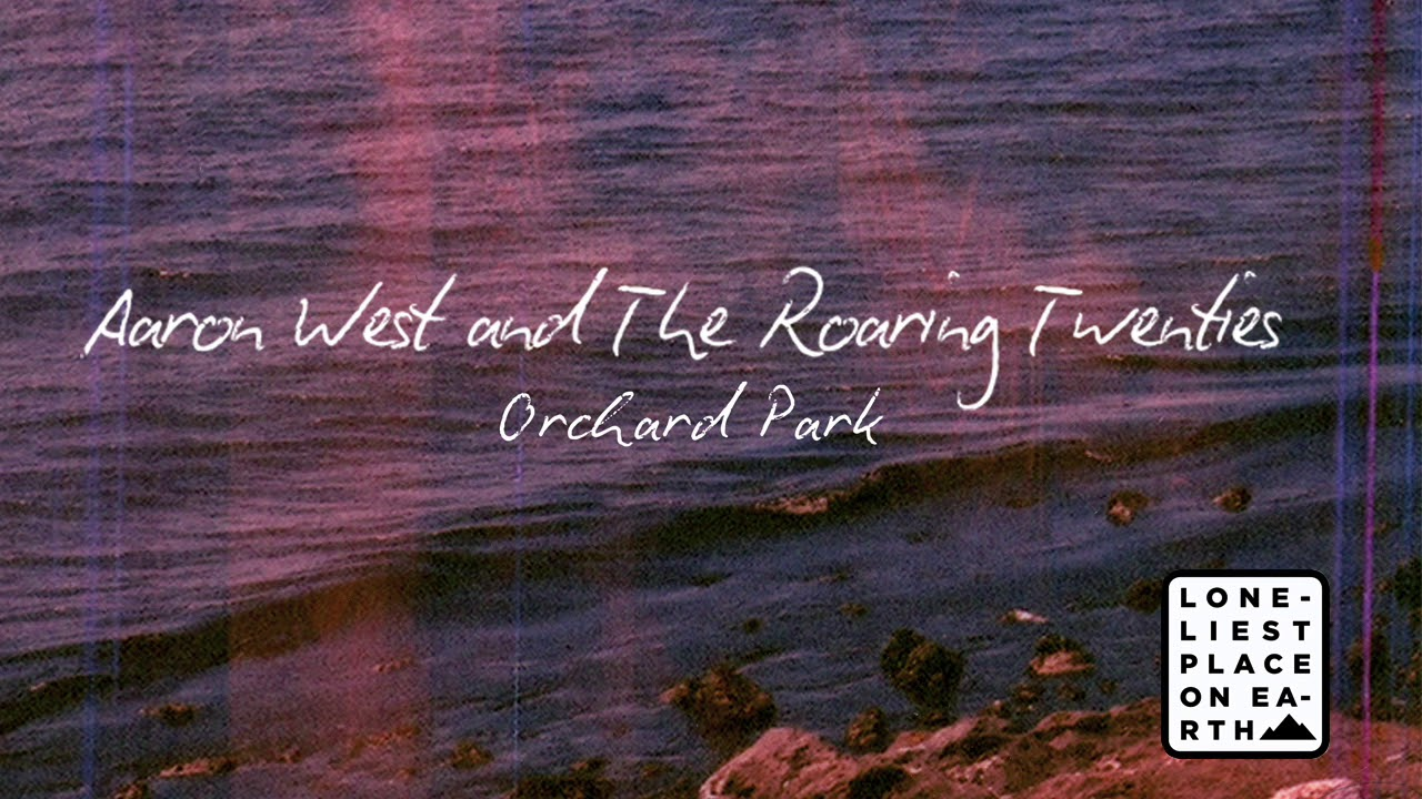 """Aaron West and The Roaring Twenties share new song """"Orchard Park"""""""