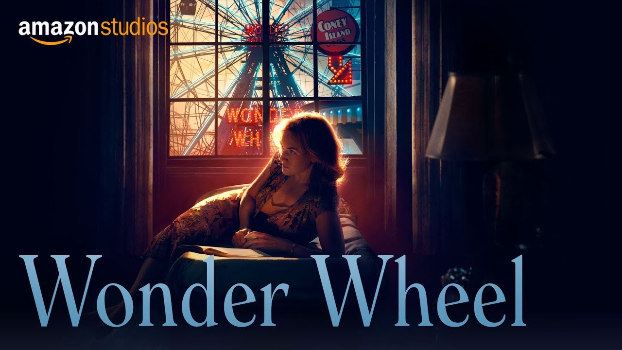 'Wonder Wheel' Trailer: Woody Allen's latest takes us to Coney Island in the 1950s