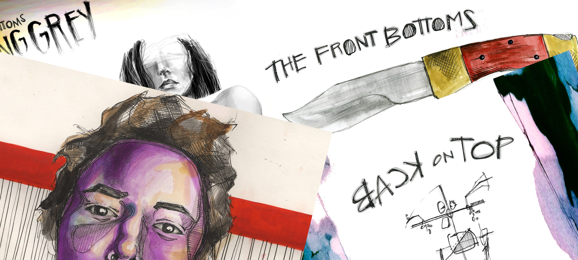 FEATURE: On 'Going Grey' with The Front Bottoms