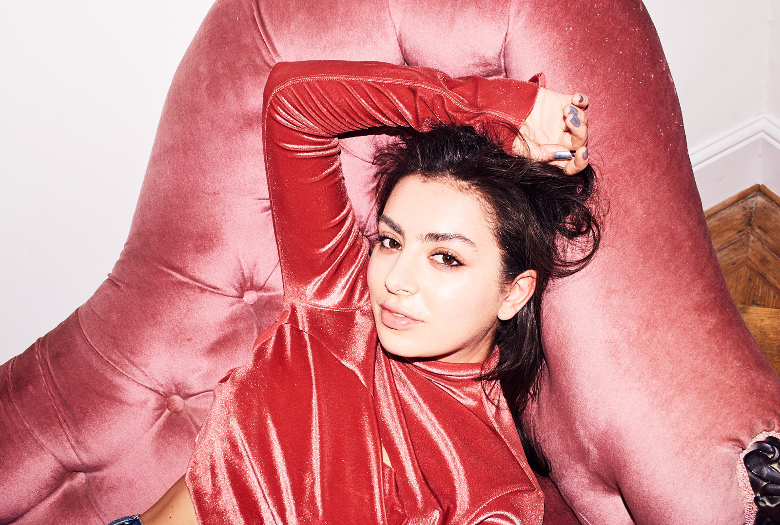 """Charli XCX joins forces with Sky Ferreira for latest, """"Cross You Out"""""""