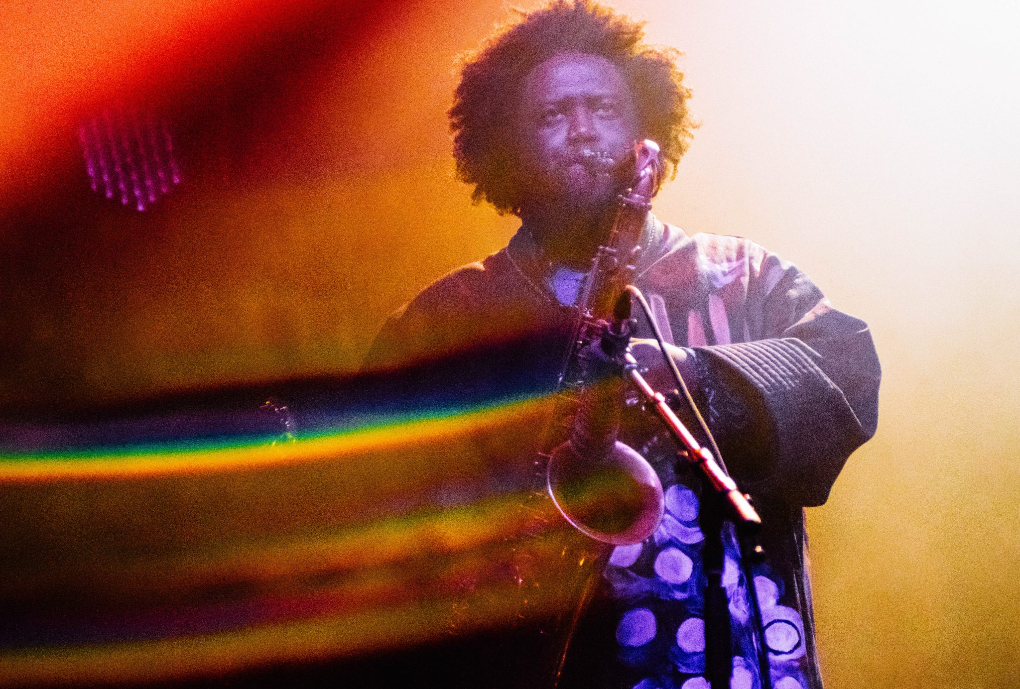 LIVE REVIEW: Kamasi Washington blends jazz and soul in Chicago