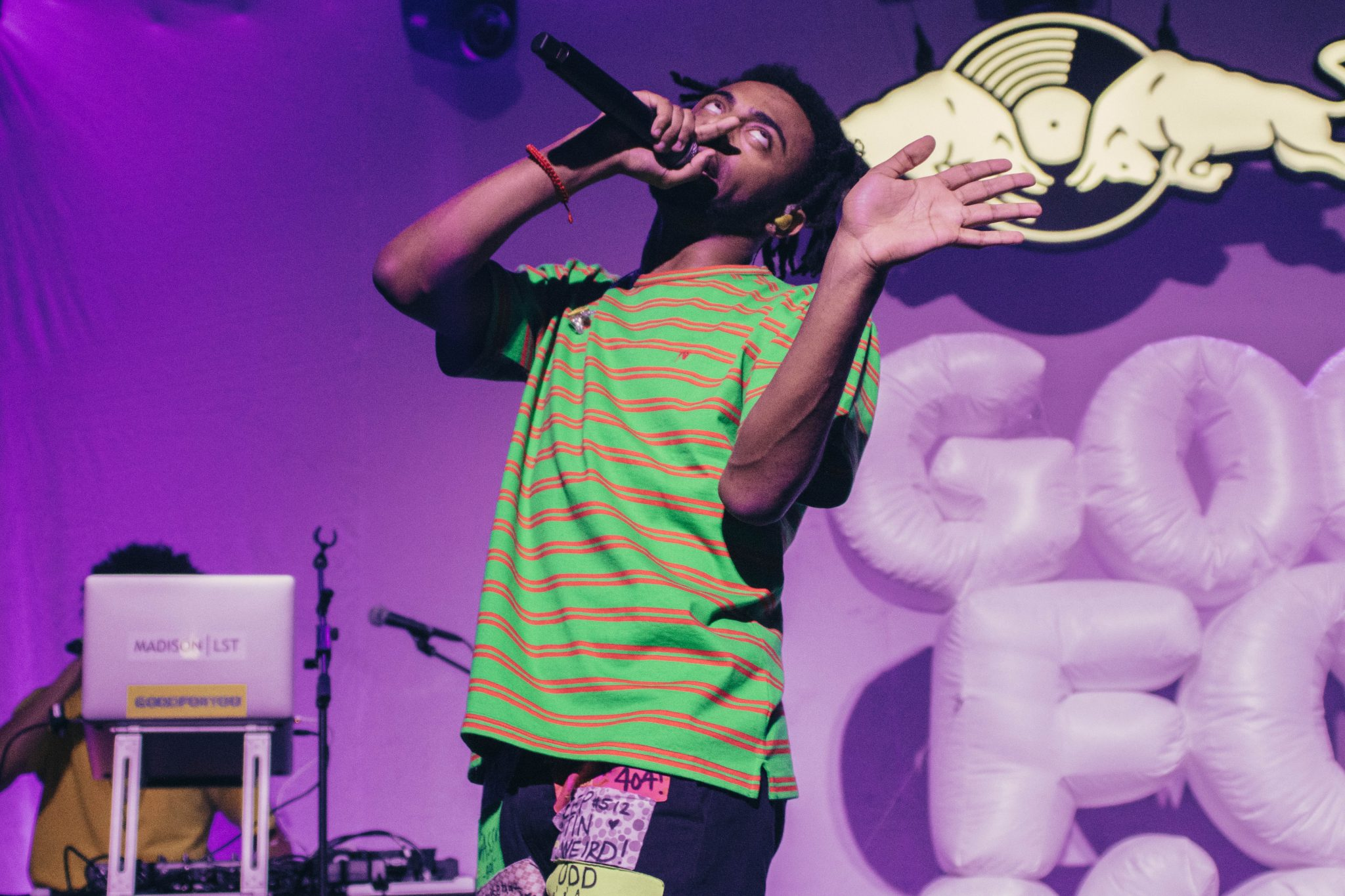 LIVE REVIEW: Aminé ends his U.S. tour at the Metro