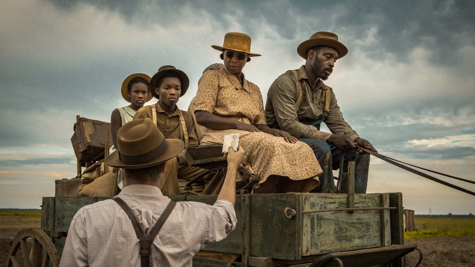 'Mudbound' is an ambitious literary adaptation that mostly succeeds