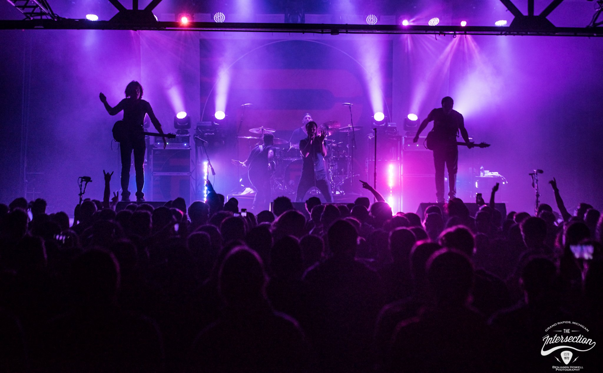 LIVE REVIEW: Periphery and Animals As Leaders bring their 'Convergence' tour to West Michigan