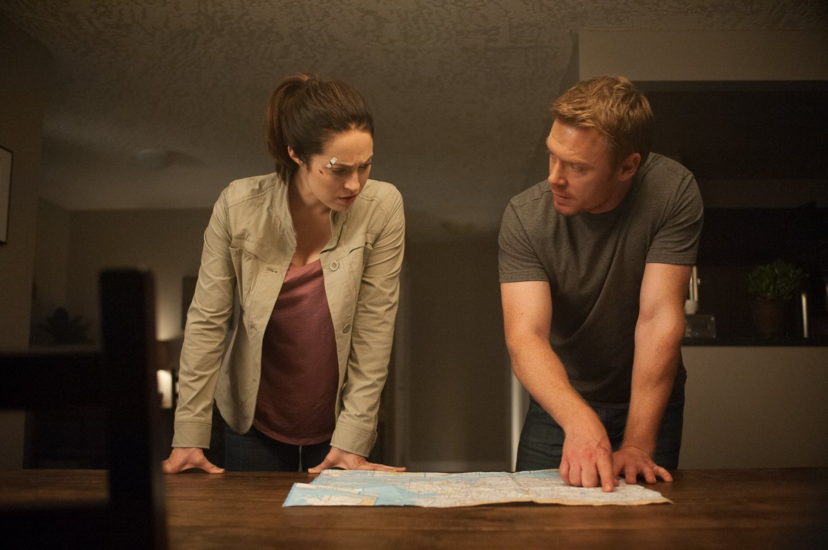 'Radius' is a brilliantly written film that somewhat fumbles its execution