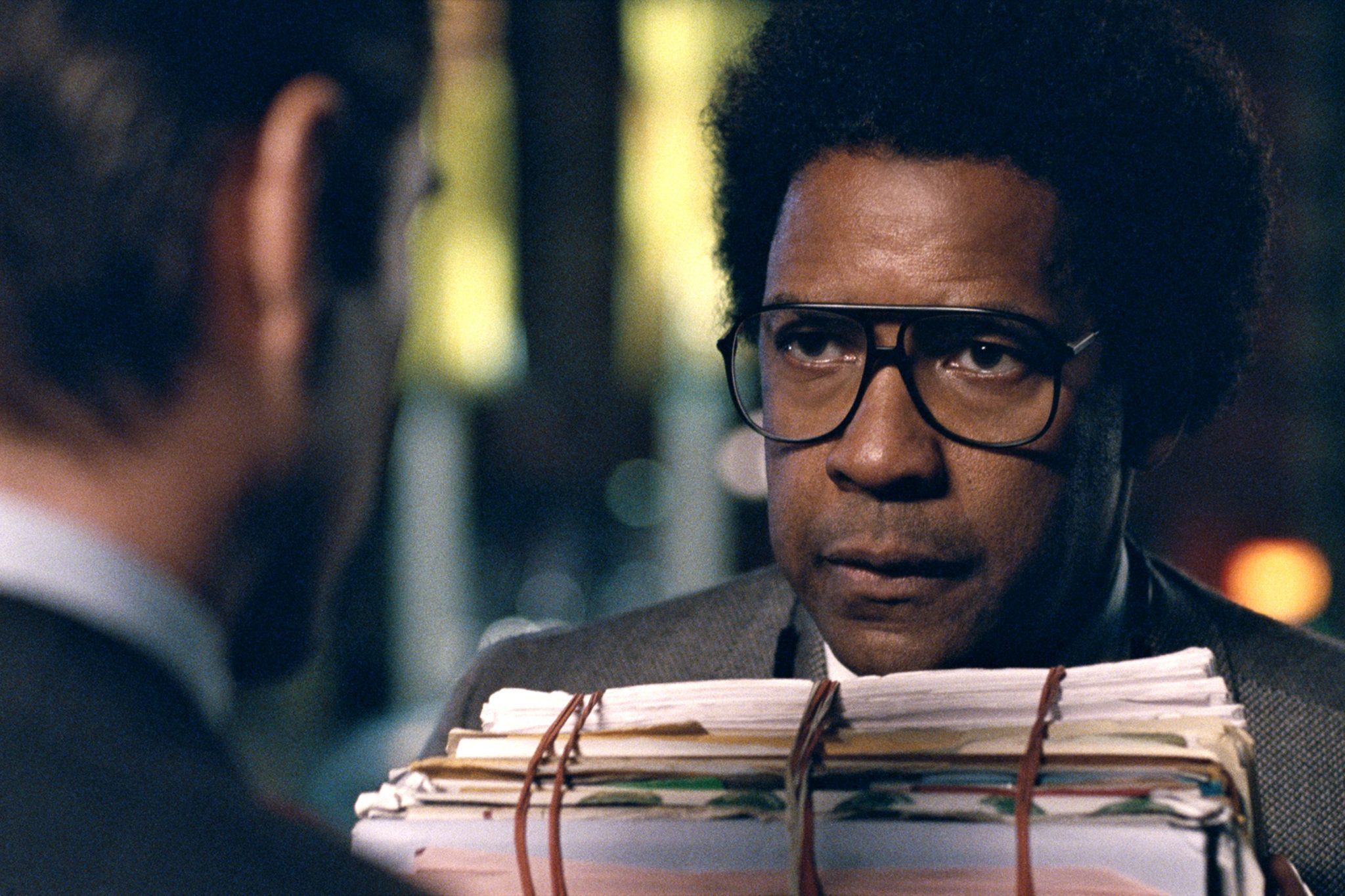 'Roman J. Israel, Esq.' is a dull and well-meaning examination of a solitary life