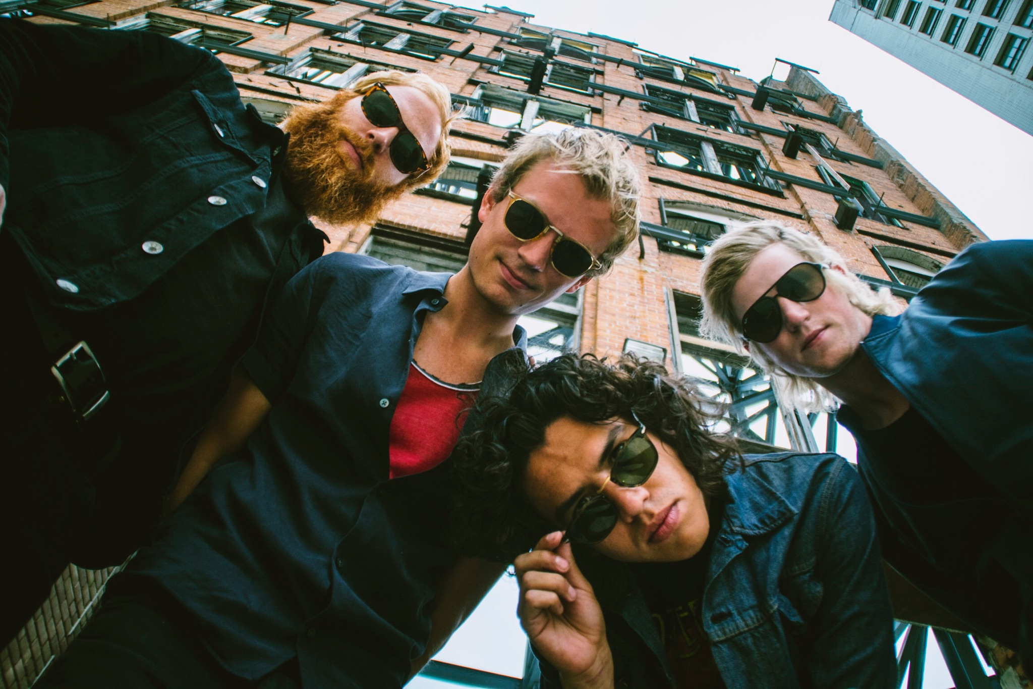 """PREMIERE: The Social Animals get tongue-in-cheek with """"Cheer Up Charlie"""""""