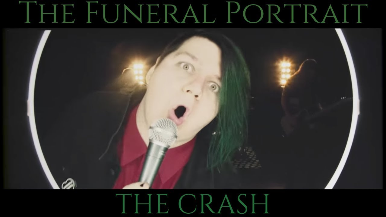 """The Funeral Portrait release explosive music video for new song """"The Crash"""""""